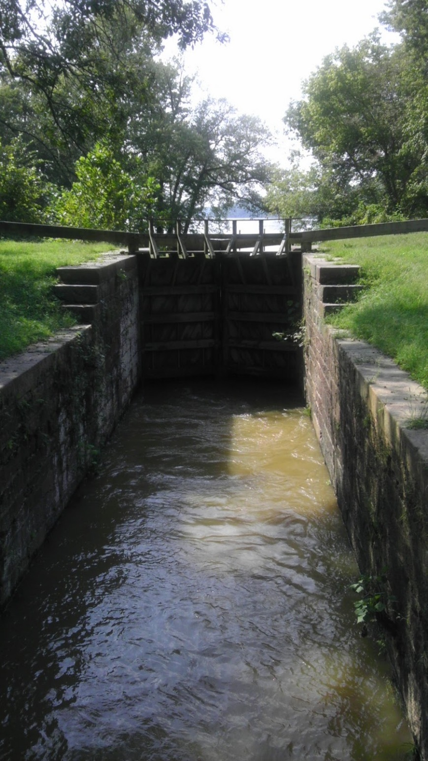 C&O Canal: Riley's Lock