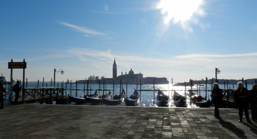 A Very Full Day in Venice, Part 1