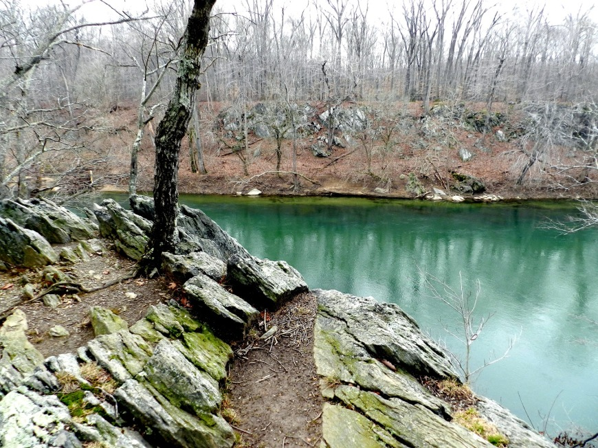 C&O Canal: Billy Goat Trail, Section C, Carderock