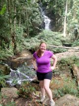 Hiking in Doi Suthep